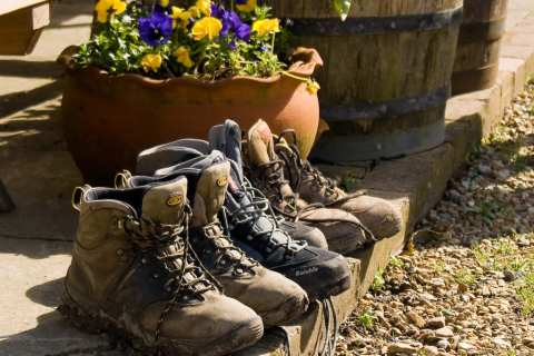 Permalink to: How to Care for Your Walking Boots