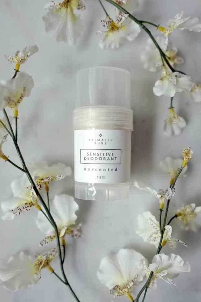 Natural Deodorants Primally Pure