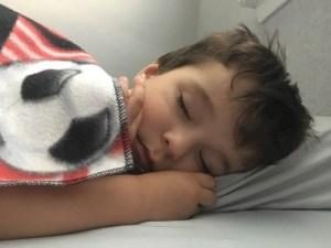 safe sleep toddler bed family cosleep