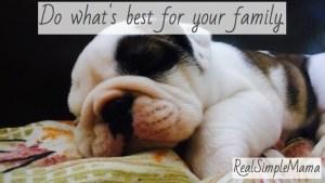 safe sleep baby family bedshare cosleep