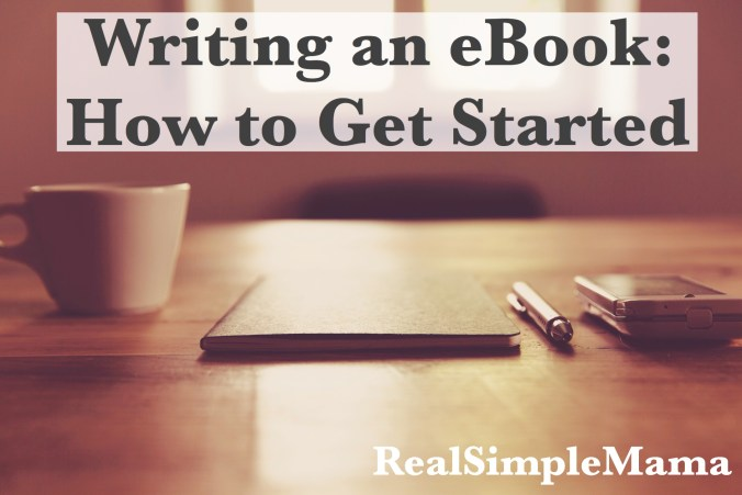 ebook write publish self start author