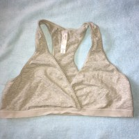 image of the Gilligan and OMalley Target sleep nursing bra for breastfeeding