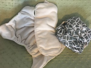 Imagine Baby Cloth Diaper Fluff AIO - Real Simple Mama Review: AIO All-in-One Cloth Diaper Comparison! - Real Simple Mama