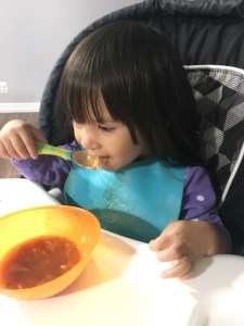 A Healthy Vegetable Soup Recipe That Even Your Toddler Will Love! - Real Simple Mama