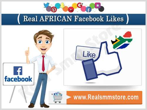 Real African Facebook Likes