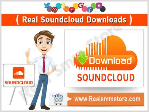Real Soundcloud Downloads
