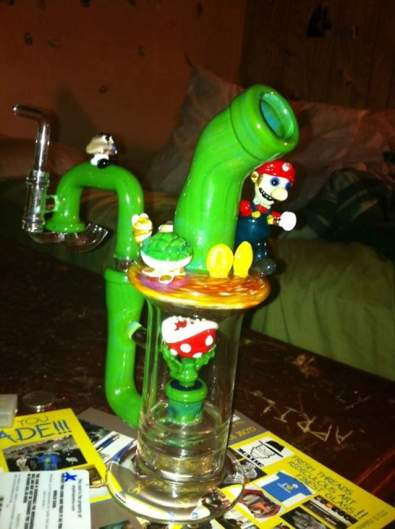 Unique Bongs and Pipes