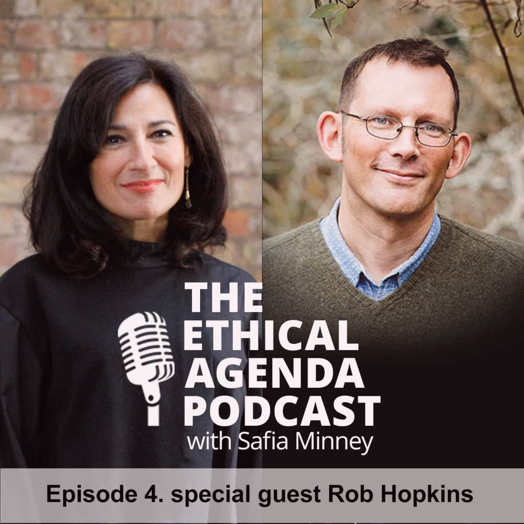 Safia Minney talks to Rob Hoskins