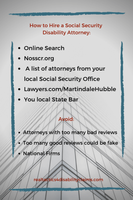 Hiring and Firing a Social Security attorney 2