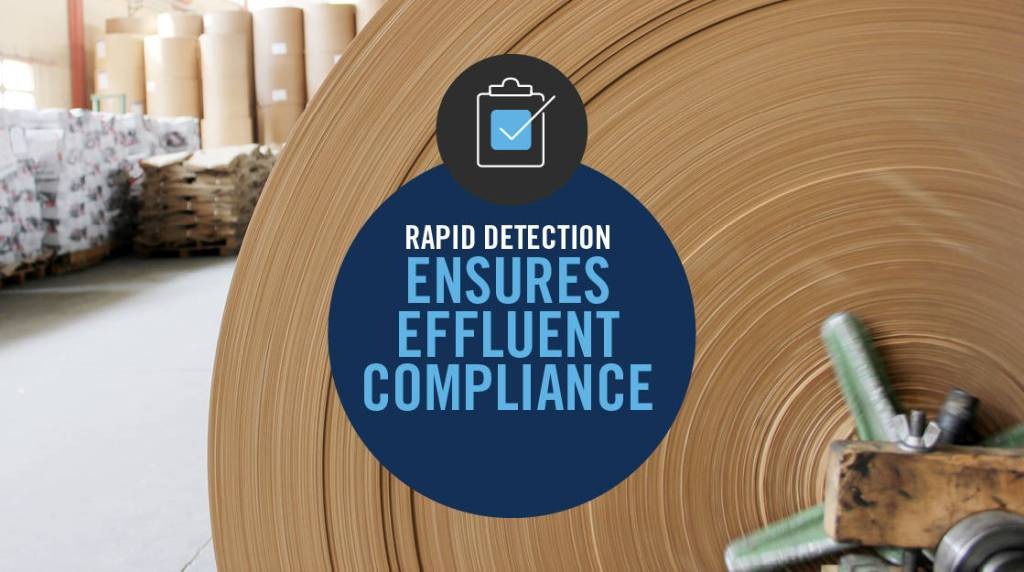 CASE STUDY: RAPID CONTAMINANT DETECTION ENSURES EFFLUENT COMPLIANCE