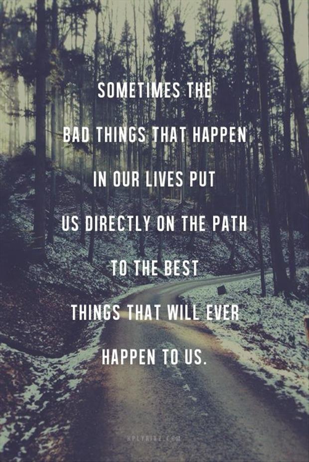 Reason things happen