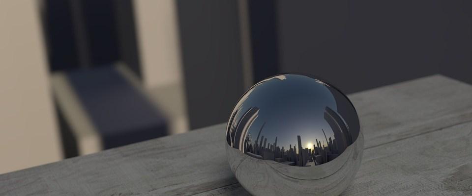 Mirroring Ball
