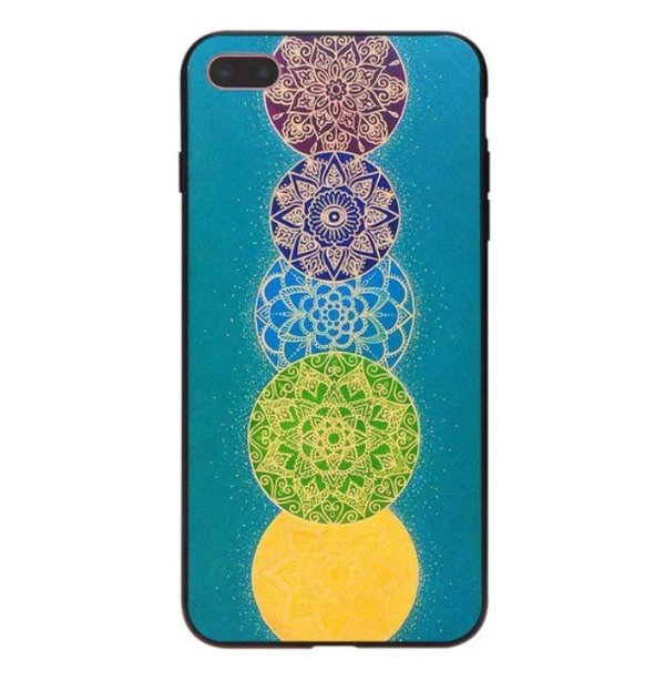 Chakra Print Case for iPhone 2