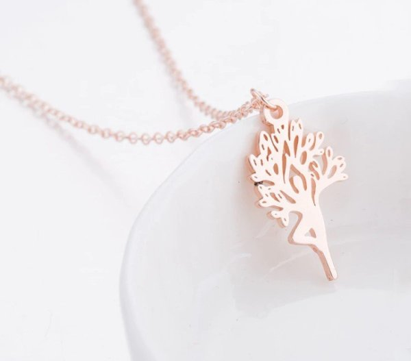 Women's Tree of Life Necklace 3