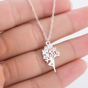 Women's Tree of Life Necklace 11