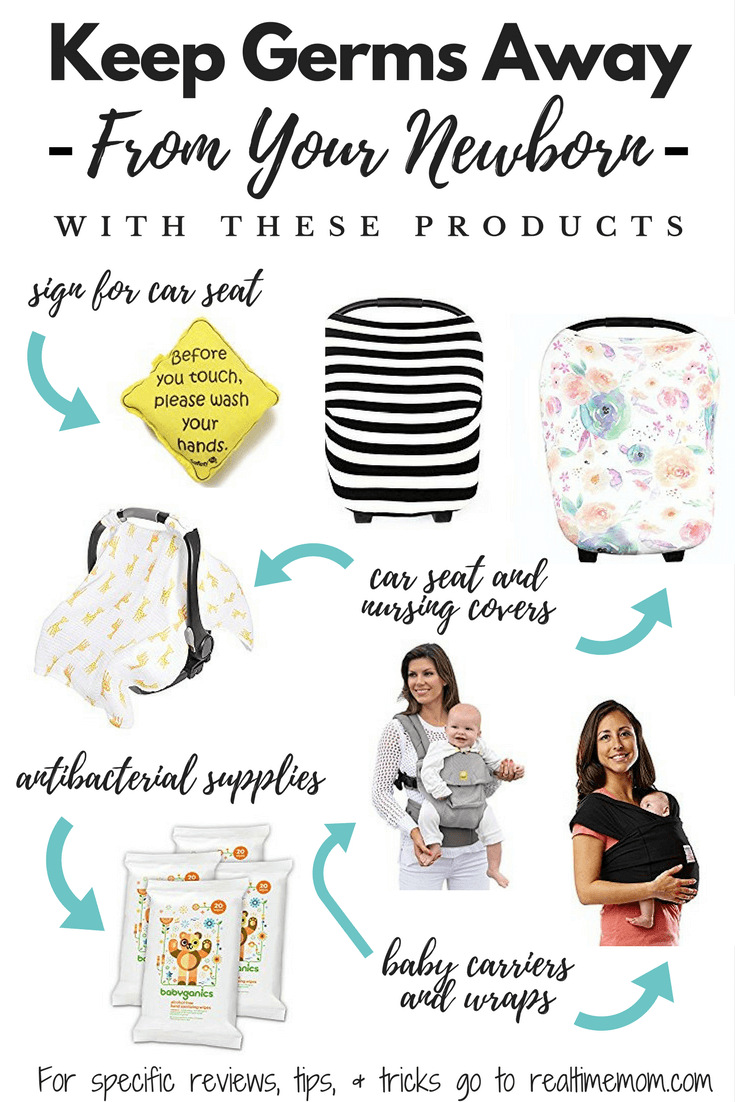 new mom checklist
