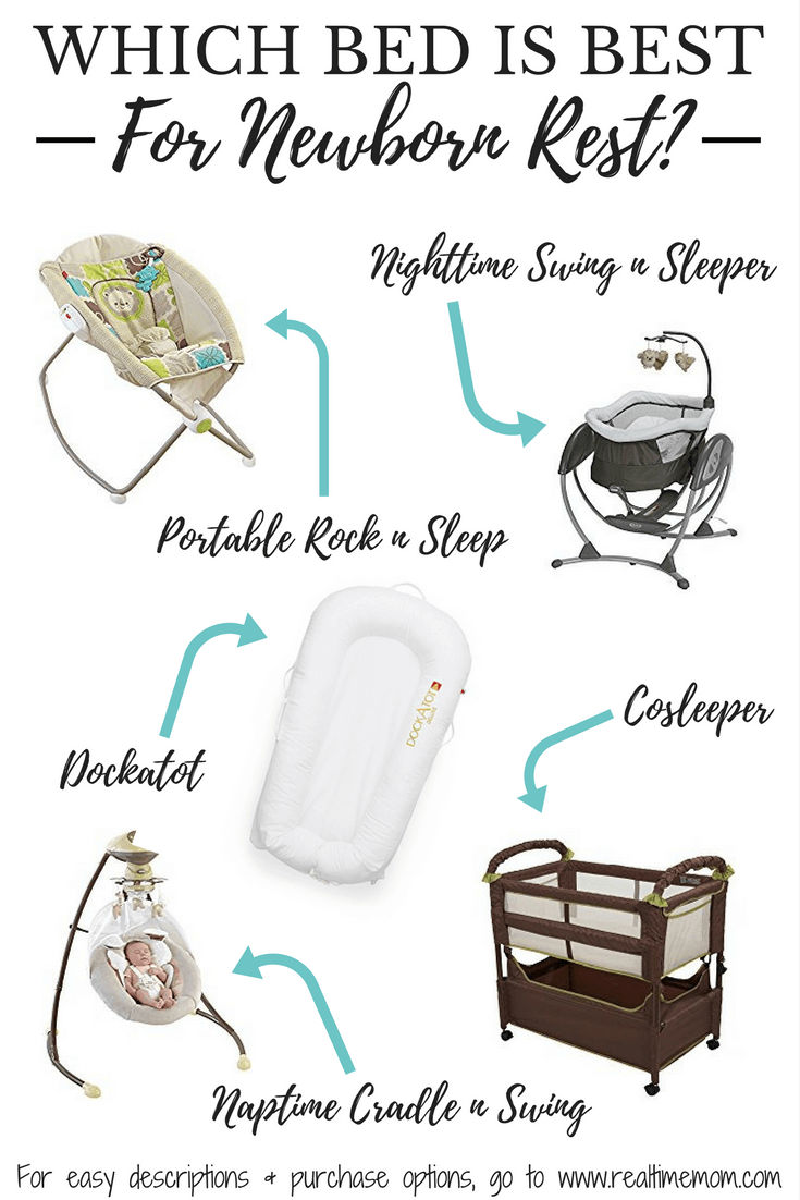 beds that are best for newborn sleep