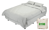 BYOB Inflatable Bed