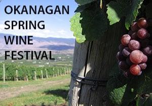 Wine Festival in Kelowna BC