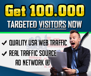 100% US Web Traffic