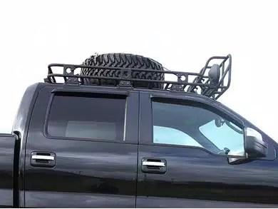 smittybilt defender roof rack