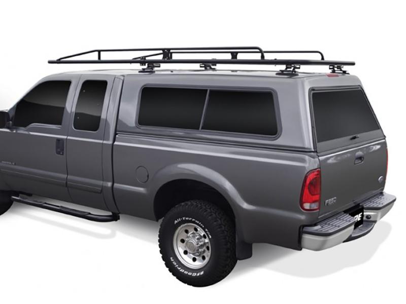 kargo master pro iii truck topper racks