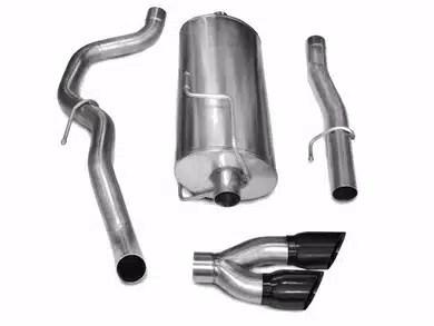 corsa sport series exhaust system