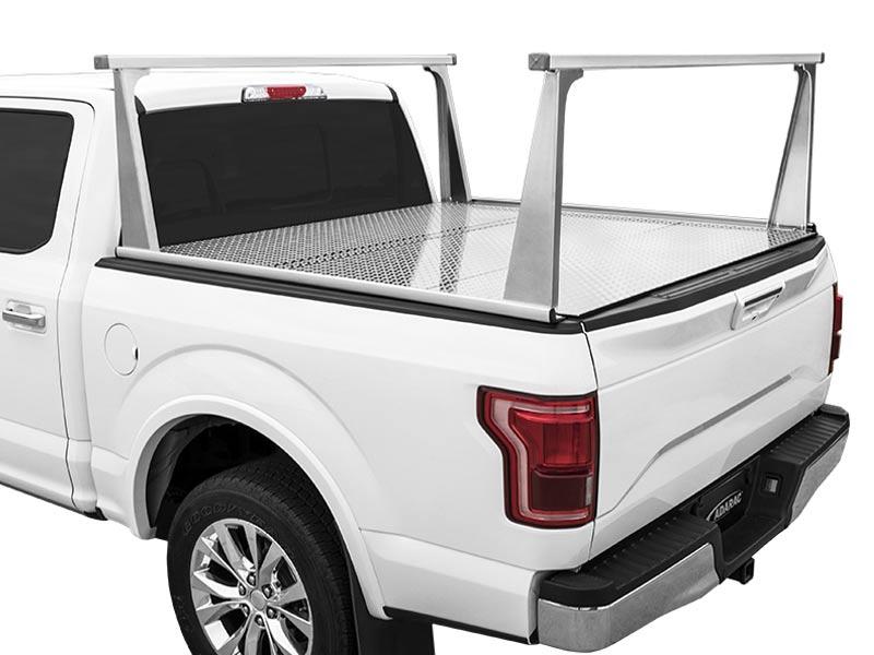 adarac aluminum pro series truck rack