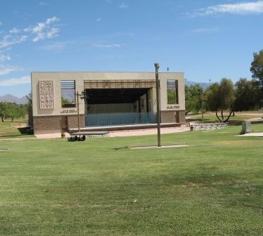 DeMeester Outdoor Performance Center regularly hosts musical events at Reid Park.