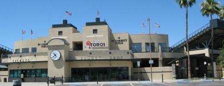 Hi Corbett Field is home to the Tucson Toros baseball team