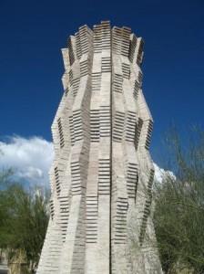 Bas Tower at River Road and Via Entrada
