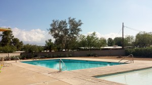 San Rafael Estates community pool