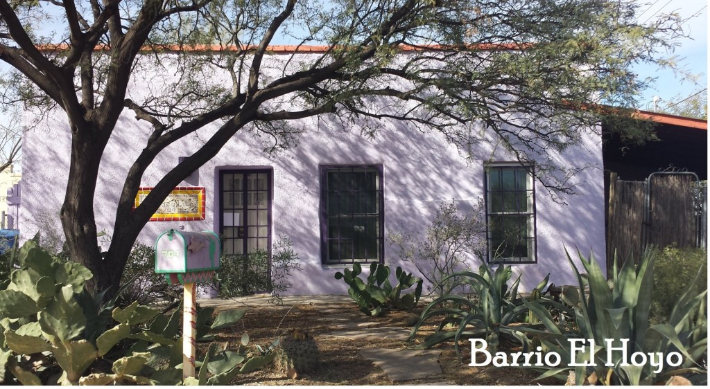 Search homes for sale in Historic Barrio El Hoyo neighborhood Tucson