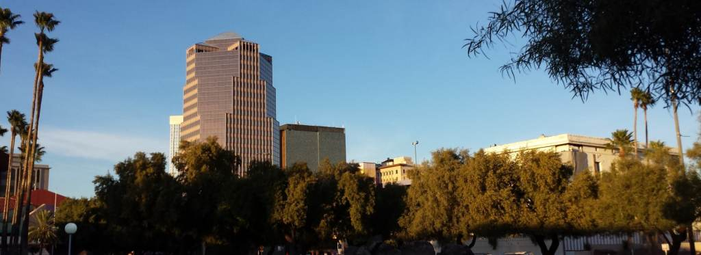 Search for homes near Downtown Tucson