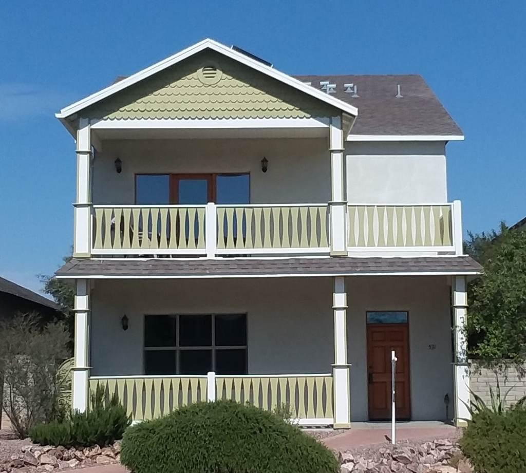 Tucson Home. Moving checklist