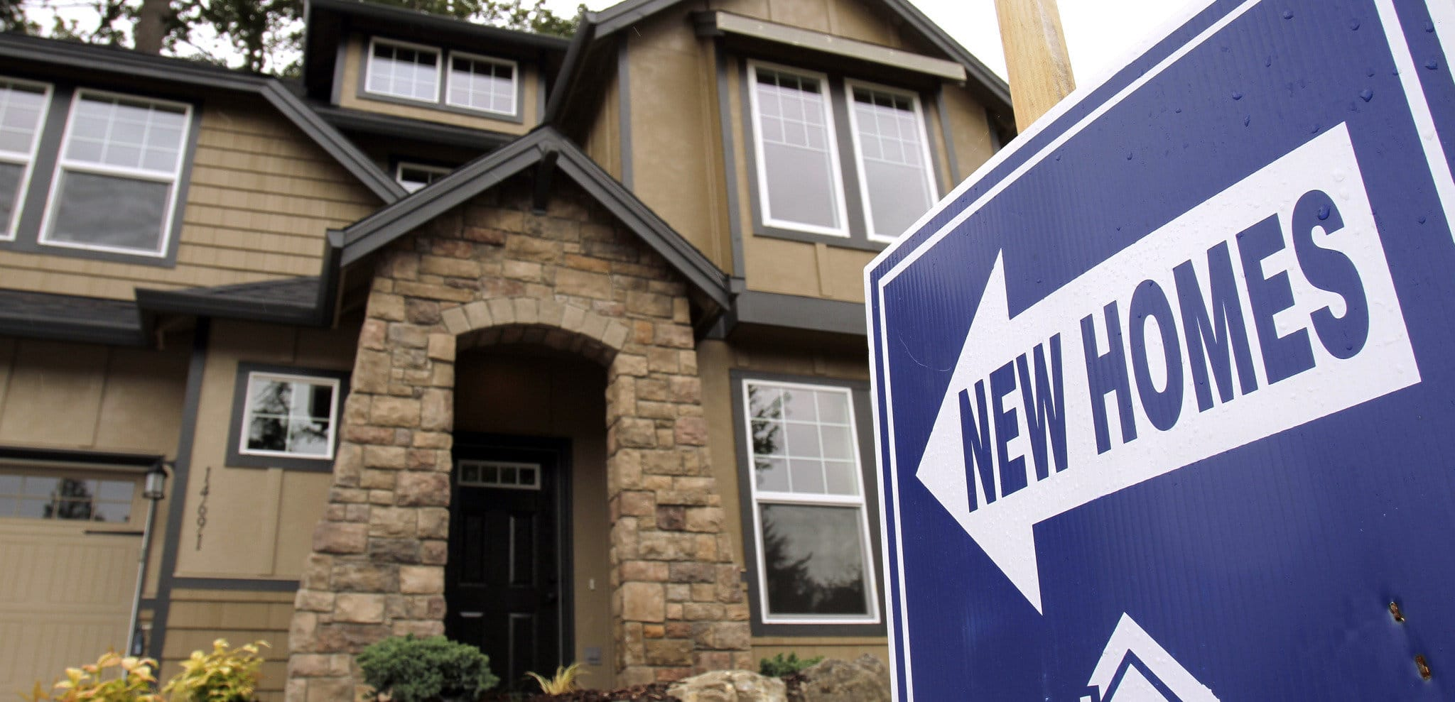 Image for New home sales slump across the nation in April - RealtyBizNews: Real Estate News