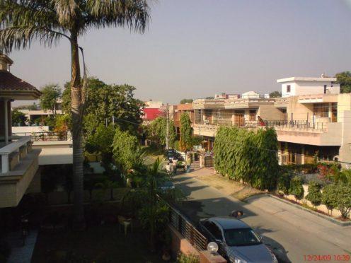 Panchkula, near Chandigrah