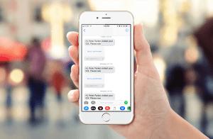 Recurring Visitors IDX Broker Addon by RealtyCandy - iPhone screenshot