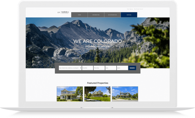 sweet home pro full wordpress and idx broker real estate website setup