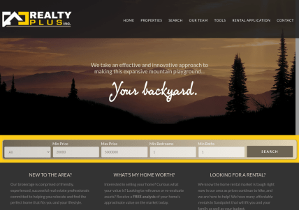 Realty Plus Sandpoint