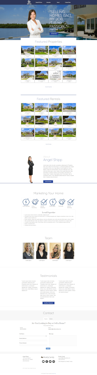 flagship-home-page-design
