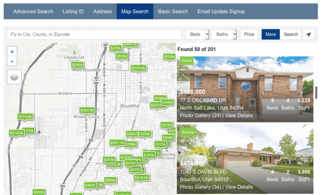 Sold By An Angel Real Estate Map Search