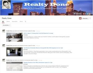 RealtyDone-YouTube RealtyDone YouTube
