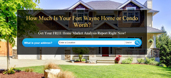 Find out how much your house might sell for, use out home value calculator.
