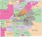 Allen County real estate