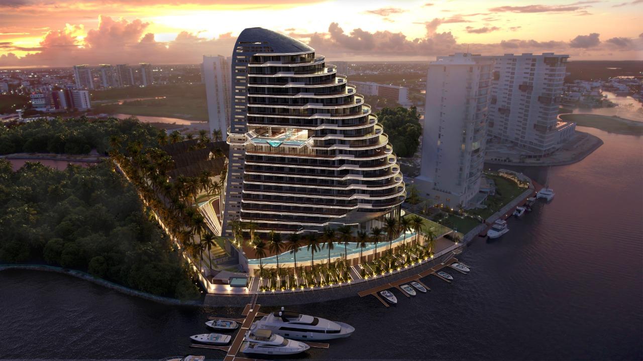 SHARK TOWER - Marina Cancun