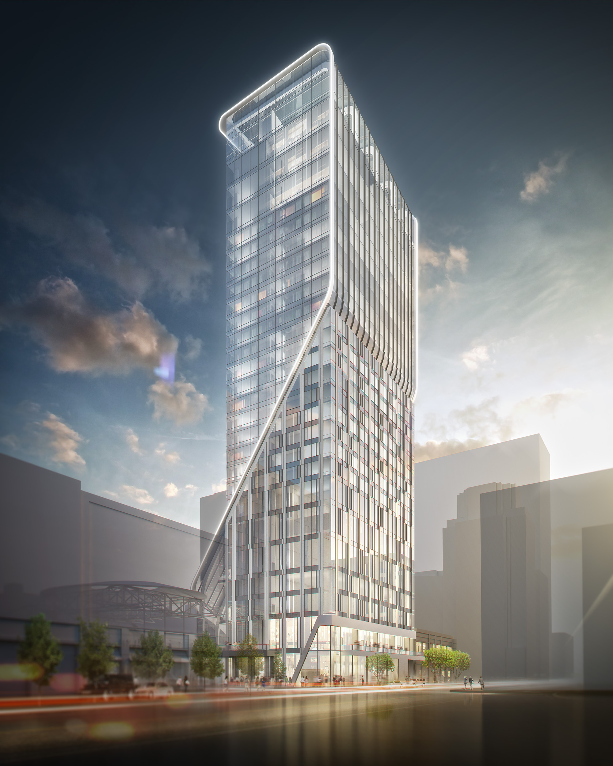 Greenstreet New Hotel To Be Developed In Downtown Houston Realty News Report