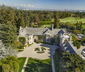 The Playboy Mansion in Los Angeles, Calif. is for sale for $200 million. Photo by Jim Bartsch.