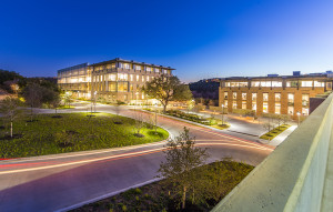 Champion Office Park in Austin has been purchased by a California firm.