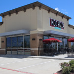 MOD Pizza leased 11 locations in the Houston area.